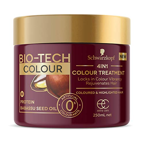 Schwarzkopf Extra Care BioTech Colour 4-In-1 Treatment 250ml