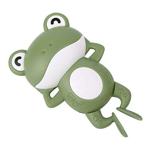 Juguetes de baño de bebé, Baby Bath Toys Frog Cangrejo Formas Seguro Lindo Agua Play Toy, Juguetes de Baby Bath