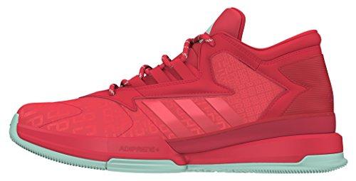adidas Herren Street Jam II Basketballschuhe, Rojo (Rojray/Verhie/Rojray), 48 EU
