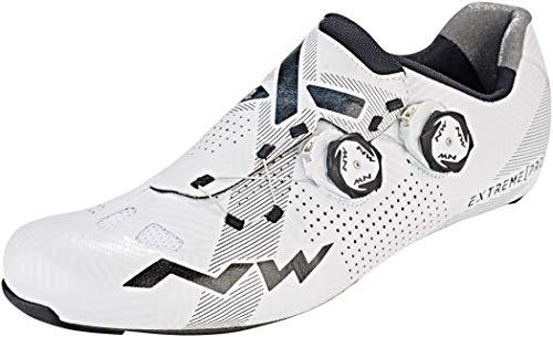 Northwave Scarpe Ciclismo Strada Uomo Extreme PRO Bianco - Numero 42