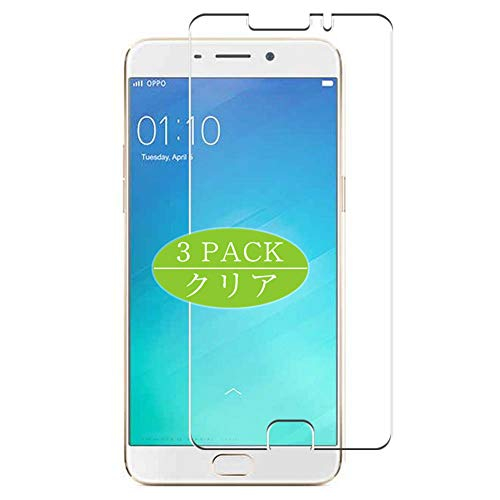 [3 Pack] Synvy Screen Protector, Compatible with OPPO F1 Plus TPU Film Protectors [Not Tempered Glass]