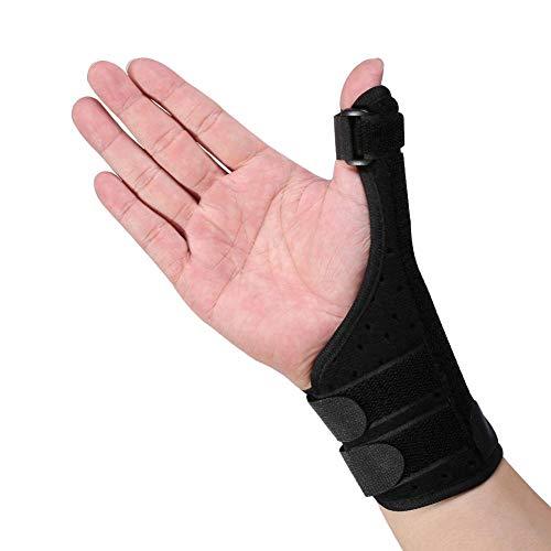 Filfeel La férula espica del soporte del pulgar alivia el dolor del pulgar de lesiones, tendinitis de muñeca, De Quervain