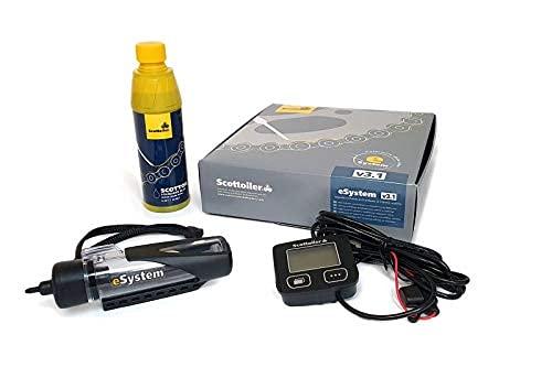 Scottoiler SO-9005 Motorradkettenöler, automatische Schmierung V.2.0