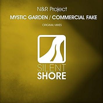 Commercial Fake / Mystic Garden EP