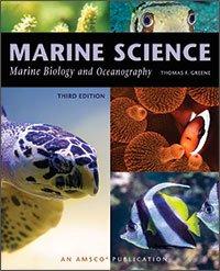 Marine Science: Marine Biology and Oceanography