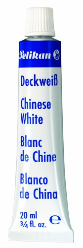 Pelikan 831297 - Deckweiss, 20ml