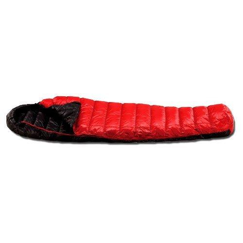 イスカ(ISUKA) 寝袋 エア180X レッド [最低使用温度8度]