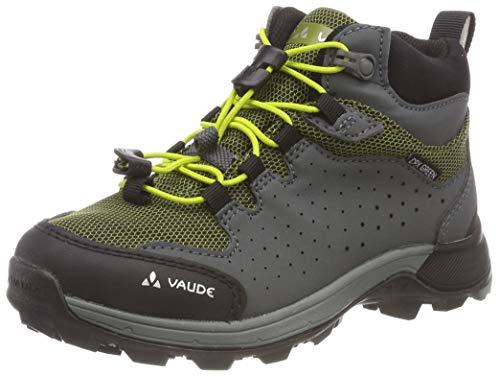 VAUDE Kinder Kids Lapita Mid CPX Trekking- & Wanderstiefel, duff Yellow, 29 EU