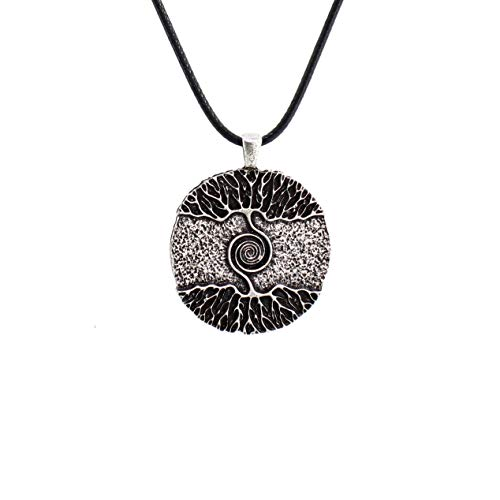 As Above. So Below Pendant Necklace [Silver]