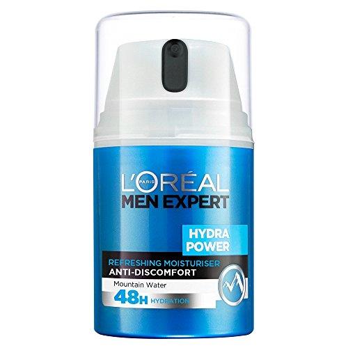 LOréal Män Expert Hydra Kraft Uppfriskande Fuktare, 50 ml