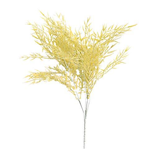 Nebel Bambusgras Künstliche Blume NatüRlich Mode Und Schön Als Deko Für Haus Dekoration Hochzeit Strauß Pampasgras Dekor Hochzeit AußEnbereich Wohnzimmer Gras Pflanzen Blumen