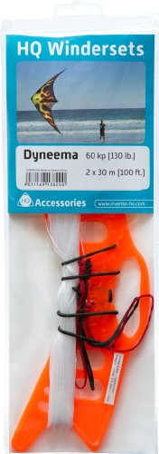 HQ Kites and Designs 12060040 Winder-Set Dyneema Drachen