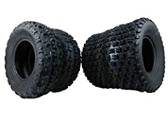 ONE SET OF 4 Tires 2 REAR and 2 front Authorized seller with full MassFx factory backed warranty MassFx Sport ATV Tires are the leader in the Market QUANTITY= 2 x (20 X 10 X 9) MassFx SPORT ATV TIRES QUANTITY= 2 x (21 X 7 X 10) MassFx SPORT ATV TIRES