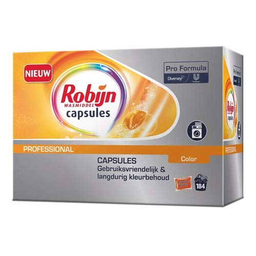 Robijn - Professional Waschmittel-Color - 184 Caps
