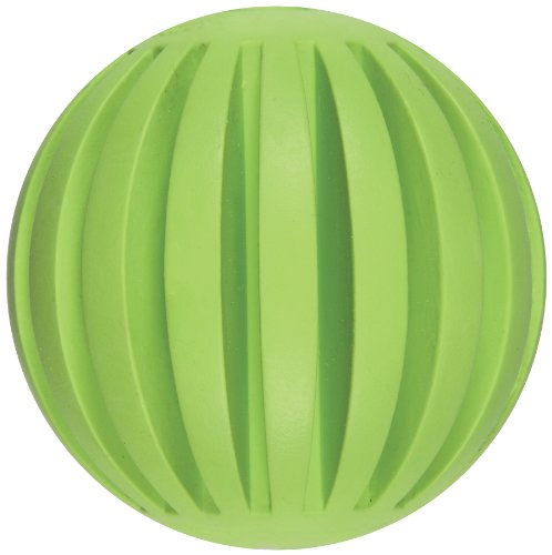 JW Pet Company Tanzanian Mountain Ball Dog Toy,...