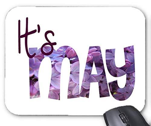 Mousepad Monat Mai Png Muster Maus Mat