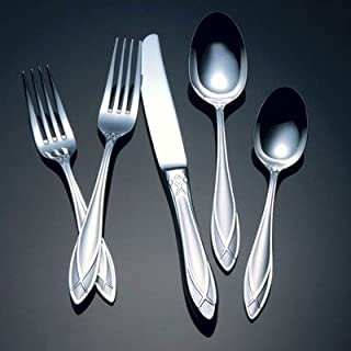 Yamazaki Alexandra Ice Series Alexandra Ice Flatware Collection-Alexandra Ice Table Spoon