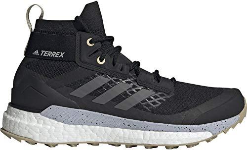 adidas Terrex Free Hiker Primeblue Black/Halo Blue/Savannah 9 B (M)