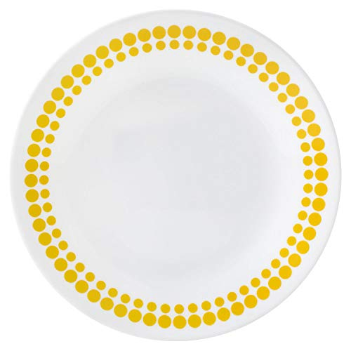 Corelle Vintage Charm Spot On 6.75 in Bread and Butter Plate 6 Pack