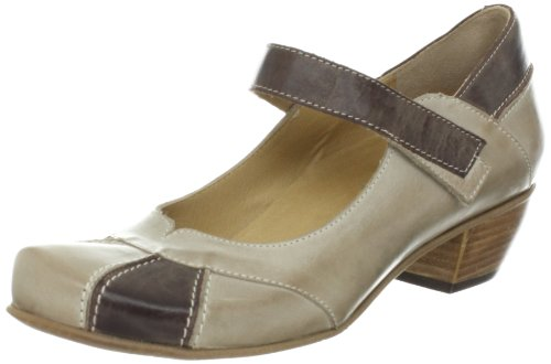 Fidji Damen G810 Mary Jane Pumps, Beige (Tuc Taupe/Tuc Brown), 40 EU