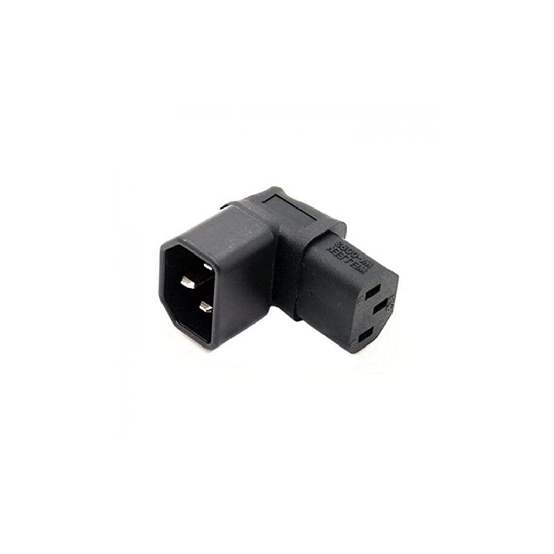 IEC C14 to C13 Pover Adapter PDU Plug/Socket up Wall-mounted for LCD TV (WA-0093)