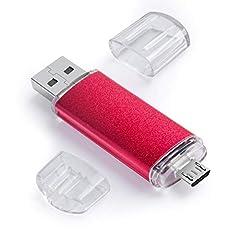 KOOTION 64GB Speicherstick USB-Flash-Laufwerk OTG