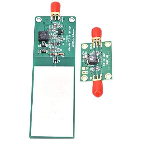 FTVOGUE Kurzwellen-Aktivantennenmodul Mini-Whip Mf/Hf/VHF-Funkempfänger Elektronisches Zubehör