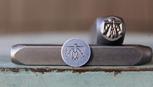 CH-280 Brand New 6mm Simple Arrow Metal Punch Design Stamp Supply Guy