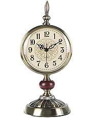Scra AC Relojes de Reloj Relojes Retro Europeos De Decoración del Hogar Regalos Ornamentos Europeos Relojes Estudio Estudio