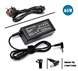 45W/65W Laptop AC Adapter Charger for HP Stream 11 13 14 11-y002na Pavilion 15 15-e072sa,709985-001 710412-001...