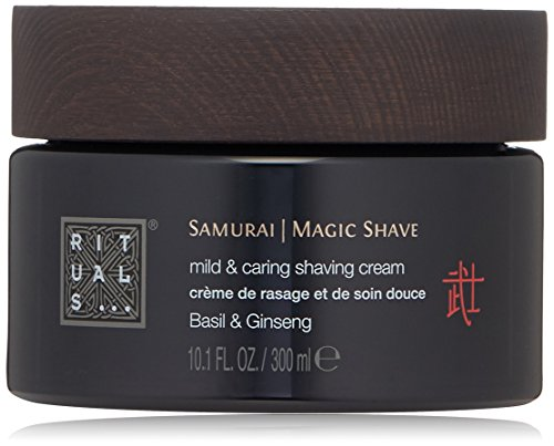 RITUALS Samurai Magic Shave crema de afeitar 300 ml