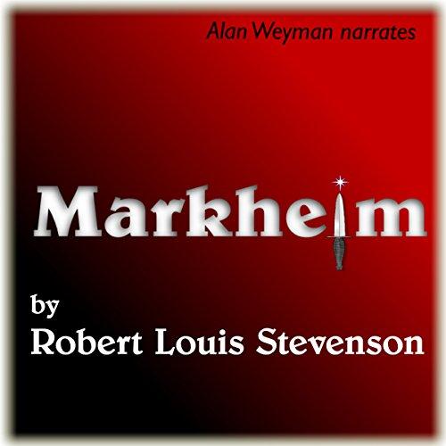 Markheim audiobook cover art