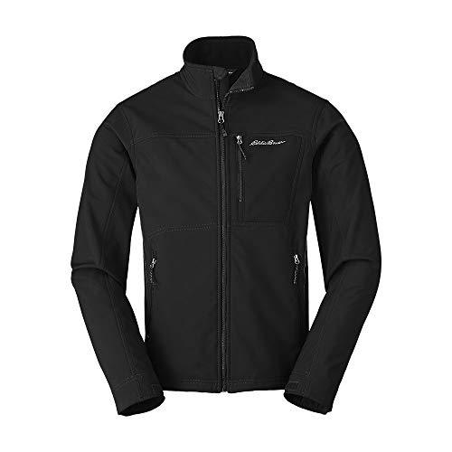 Eddie Bauer Men's Windfoil Elite Jacket, Black Regular M,Medium,Black