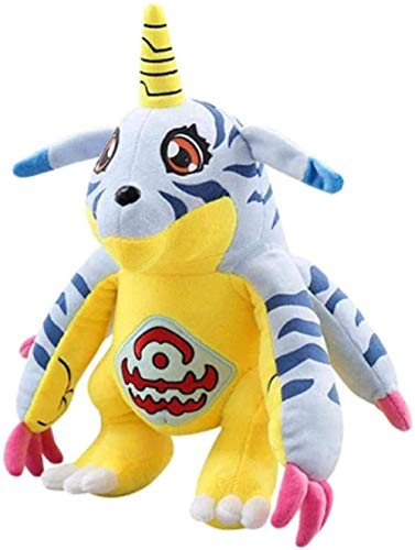 NC88 Plush Toys Digimon Adventure Piyomon Tentomon Gomamon Tailmon Cute Soft Stuffed Toys Kids Birthday 30Cm