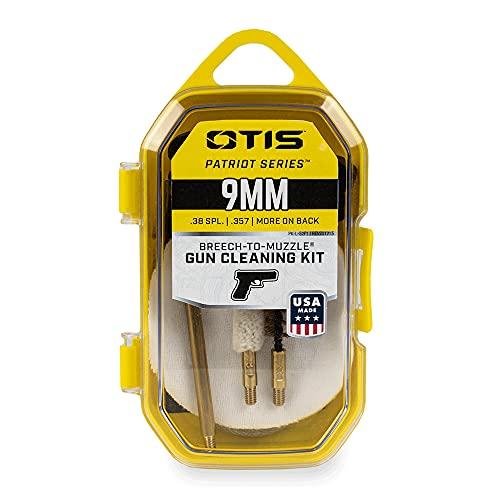 Otis Technologies FG-701-9MM Patriot Series Kit, Pistol, 9mm , Black