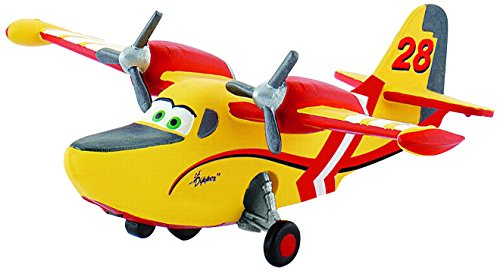 Bullyland 12918 - Spielfigur, Walt Disney Planes 2, Dipper, ca. 11 cm