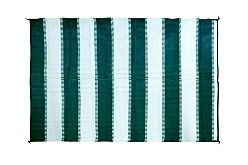 Camco 6'X9' OUTDOOR MAT-GREEN S