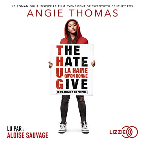 The Hate U Give [French Version] cover art