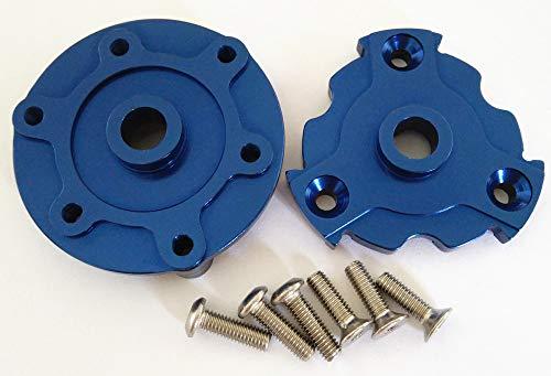 Aluminum Cush Drive Blue for Traxxas 1/10 New E-REVO VXL 2.0 MAXX 1/5 X-MAXX 7793X