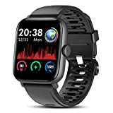"TagoBee Fitness Tracker Smart Watch for Men Women 1.54"" Full Touch Screen, ip67 Waterproof Smartwatch con GPS Bluetooth Activity Tracker with Heart Rate Sleep Monitor for iOS and Android Phones"
