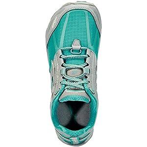 ALTRA Women's AFW1855F Lone Peak 4.0 Trail Running Shoe, Teal/Gray - 7.5 B(M) US
