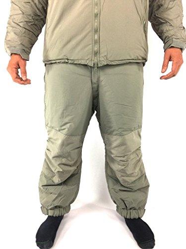 Primaloft GI Extreme Cold Weather GEN III Level 7 Pants Urban Grey (Large Regular)