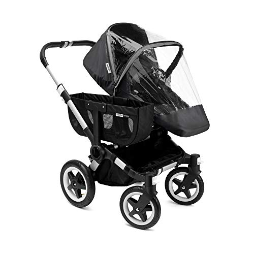 Bugaboo Donkey/Buffalo/Runner High Performance Rain Cover, Black