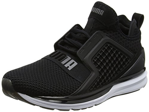 Puma Herren Ignite Limitless Weave Cross-Trainer, Schwarz Black, 42.5 EU
