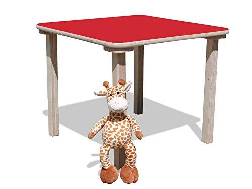 Die Schreiner - Christoph Siegel Eli-Kids Kindertisch rot