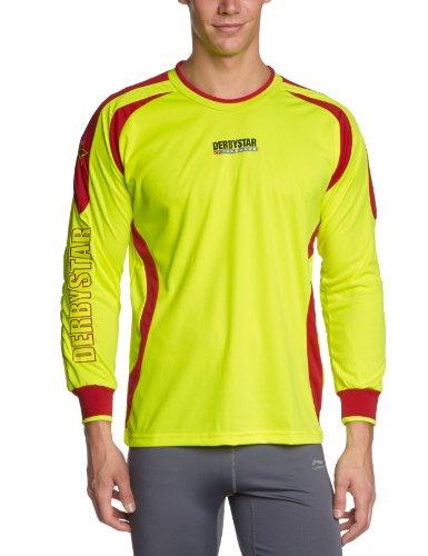 Derbystar Torwarttrikot Aponi, XXL, gelb rot, 6662070530