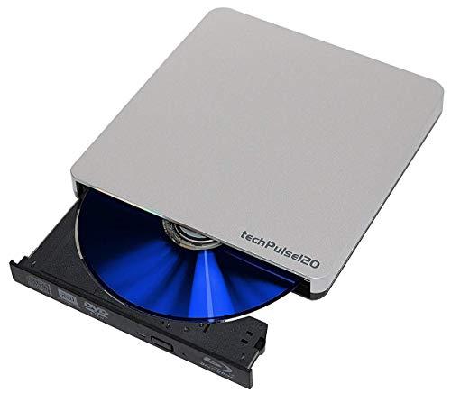 techPulse120 USB 3.0 Externer Burner Bild