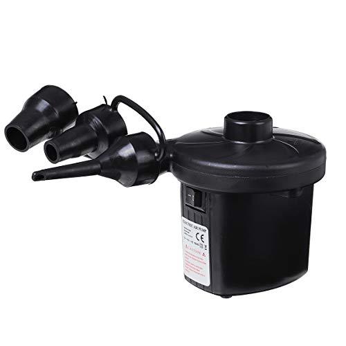 ILS - Bomba de aire eléctrica infladora de aire de 100-240 V,...