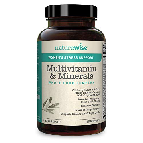 NatureWise Stress Support Multivitamin and Minerals