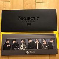 韓国BTS FILA コラボ project7 トレカ、トレカスタンドセット!!防弾小年団 ビーティーエス 韓流スター